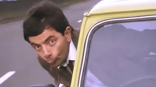 Car Destroyed | Funny Clips | Mr Bean Official