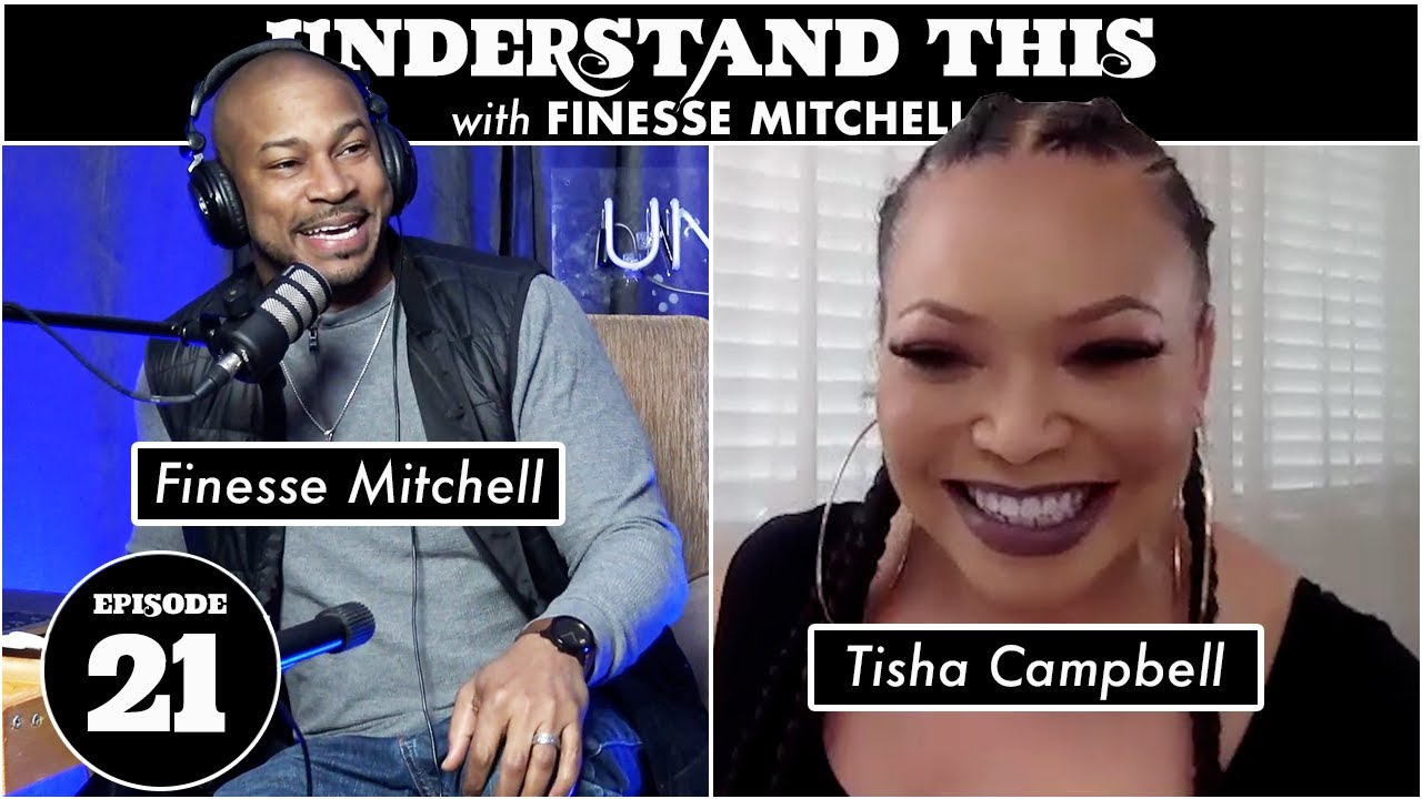 Tisha campbell hot