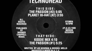 Technohead - Planet Hi-Hat (#2) -- MOK 10