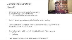 $33,328 - OVER 620% ROAS Google Ads Strategy For Shopify! [Student Results!]