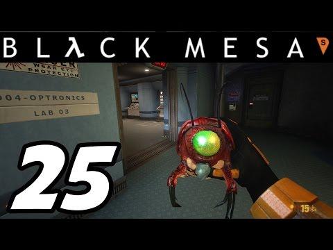 "Black Mesa | E25 | ""Advanced Weapons!"" (Gameplay / Walkthrough / 1080p60 )"