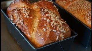 Home-Made Brioche - No Mixer - Bruno Albouze - THE REAL DEAL