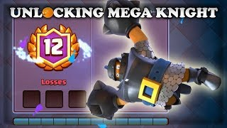 12 Win Mega Knight Deck | Clash Royale