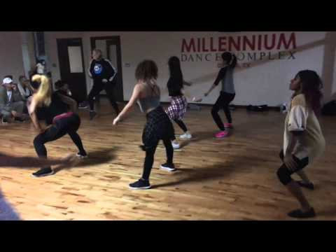Jeremih - All The Time Choreography | Kenny Kb Busby | The Adult Xperience | Millenium Dance Complex