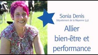 Graine d'agriculteur Sonia Denis – Allier bien-être et performance