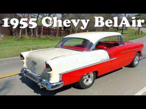 dreamy 1955 Chevrolet BelAir