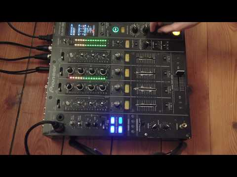 Pioneer DJM-800 Effects (Soundcolor & Beateffects)