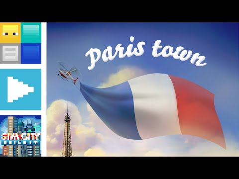 SimCity BuildIt - 20 Massive Changes in Paris Town Update | Blocks Plays BuildIt E23 | AYB74