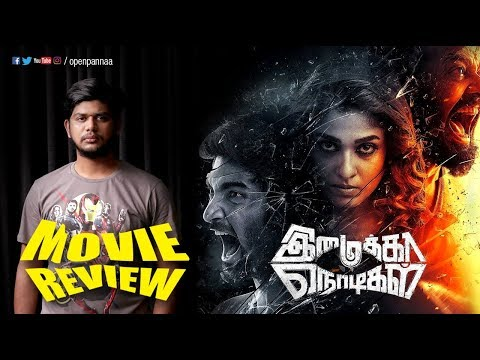 Imaikka Nodigal movie review by Vj Abishek | Open Pannaa