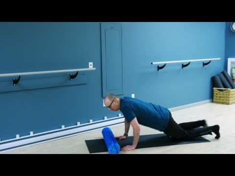 It's Not Just for Rolling...Foam Roller Exercises for the Upper Back