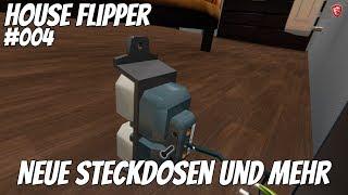 House Flipper   #004   🛀🏼 Neue Steckdosen und mehr   House Flipper deutsch