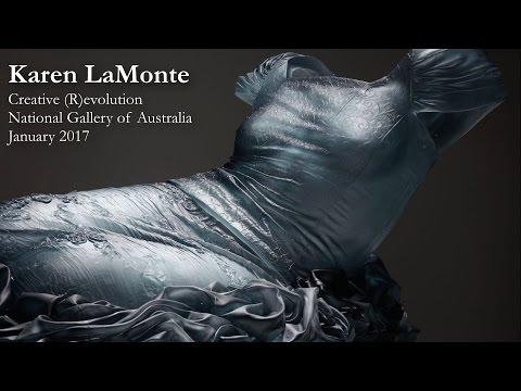 National Gallery of Australia: Karen LaMonte artist talk