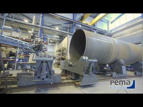 AUTOMATED WELDING & PRODUCTION SYSTEMS | PEMA welding automation