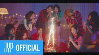"TWICE ""Merry & Happy"" M/V"