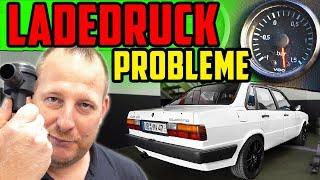 FEHLERSUCHE am 5Zylinder 20V TURBO! - Audi 80 Typ85 QUATTRO! - Kundenfahrzeug!