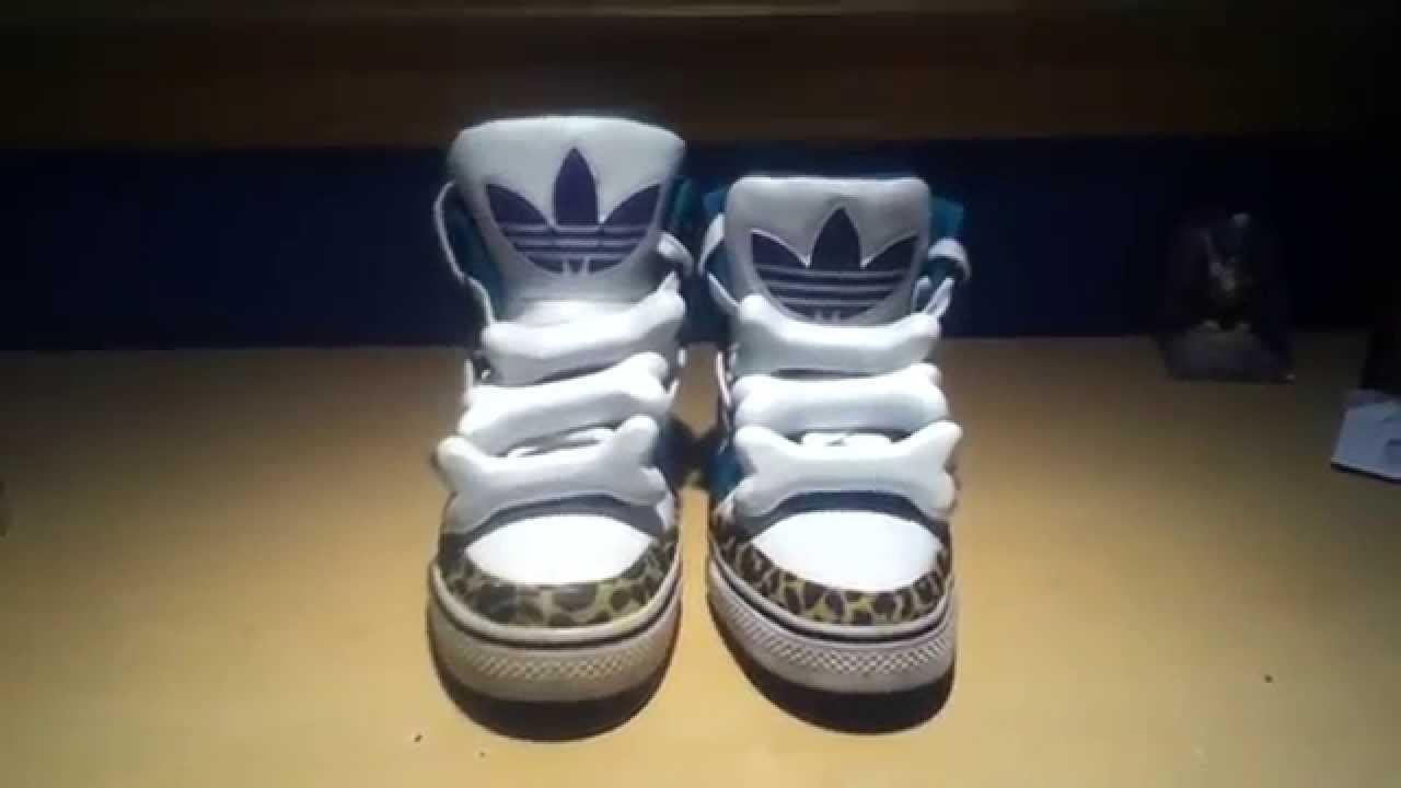 Adidas Jeremy Scott rea