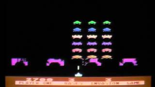 Let'st Play: Deluxe Invaders (Atari 800XL)