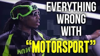 Everything Wrong With Migos, Nicki Minaj, Cardi B -