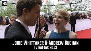 Jodie Whittaker & Andrew Buchan Interview - TV BAFTAs 2013