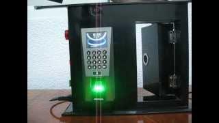 Система контроля доступа по отпечатку пальца ZKTeco F18(, 2012-12-07T08:13:59.000Z)