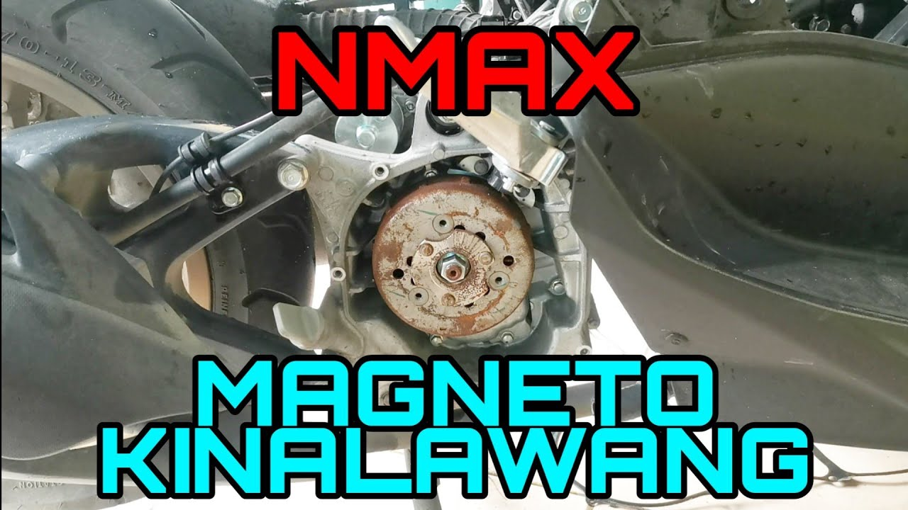 Download MAGNETO CLEANING NMAX 155