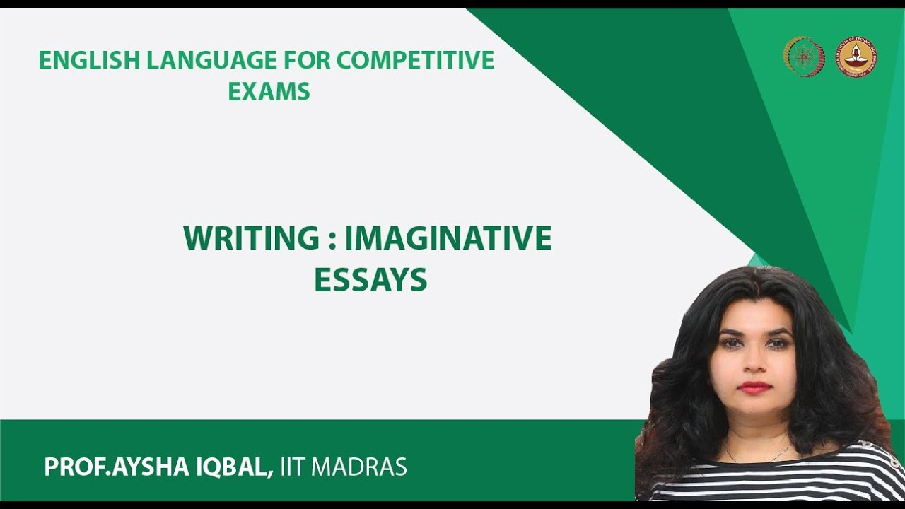 module three lecture imaginative essays module three lecture 15 imaginative essays