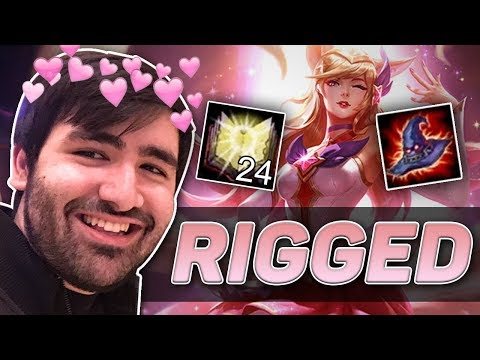Voyboy: STAR GUARDIAN AHRI - RIOT RIGGED THIS GAME!?