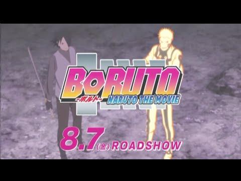 Boruto: Naruto the Movie Trailer 2 English Dub