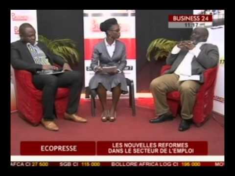 Eco Presse / Les nouvelles reformes dans le secteur de l'emploi