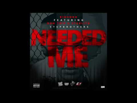 Stepbrothers - Needed Me REMIX (Prod. DJ Mustard)