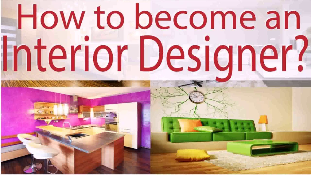 Interior Design Course Requirements India Youtube