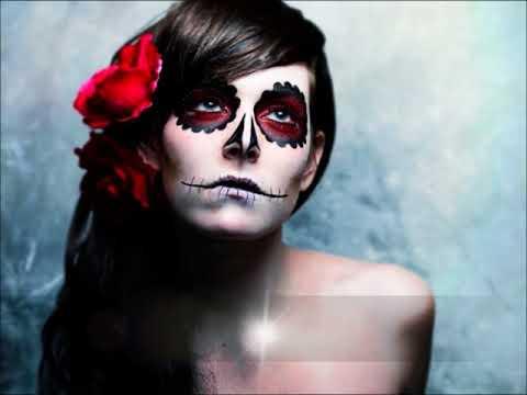 HALLOWEEN makeup ideas with Da Vinci Cosmetics Mineral Makeup