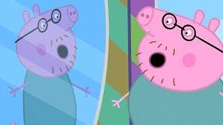 Peppa Wutz | Papa Wutz im Spiegelkabinett | Peppa Pig Deutsch Neue Folgen | Cartoons für Kinder