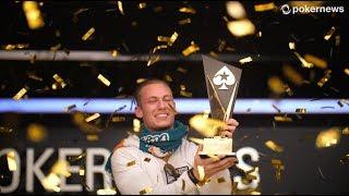 Sebastian Sorensson Wins PokerStars Championship Barcelona