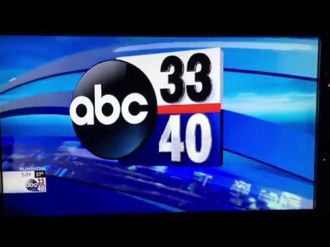 ABC 33/40 News at 11 Open by Taylor Montgomery