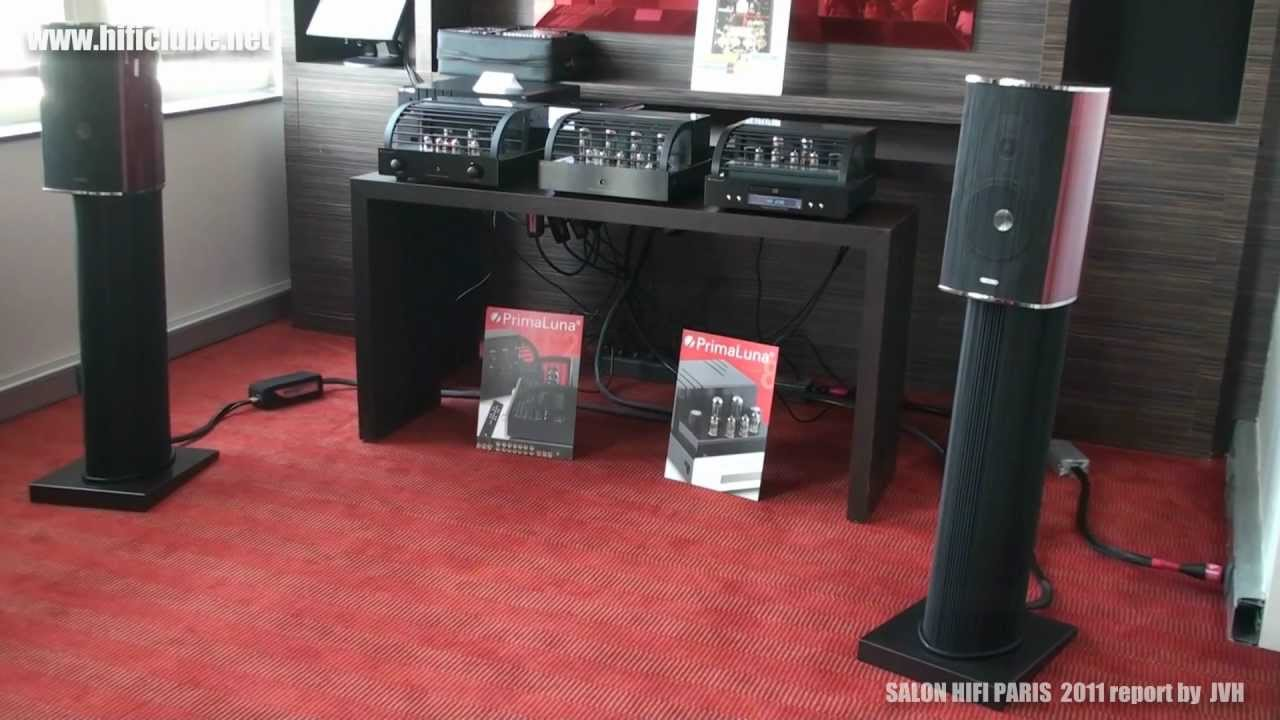salon hifi 2011 paris sonus faber guarneri evolution prima