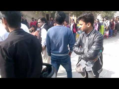 7 audition delhi outdoor