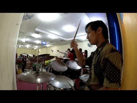Dengarkanlah suara nafiri drum cam by Tian @GPSDI Kristus Penolong Ambarawa