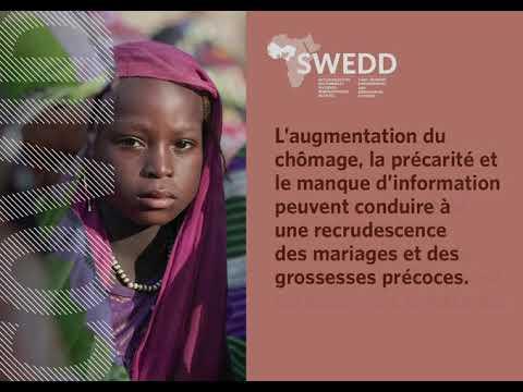 Non aux mariages d'enfants! #SWEDD