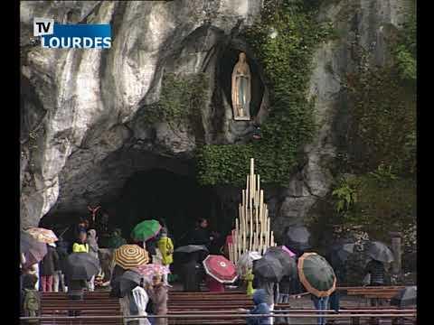 Rosario di Lourdes 21 mai 2018