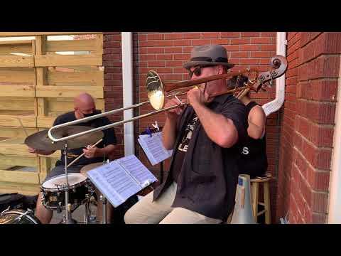 """In The Interim"" - Reggie Watkins Trio"