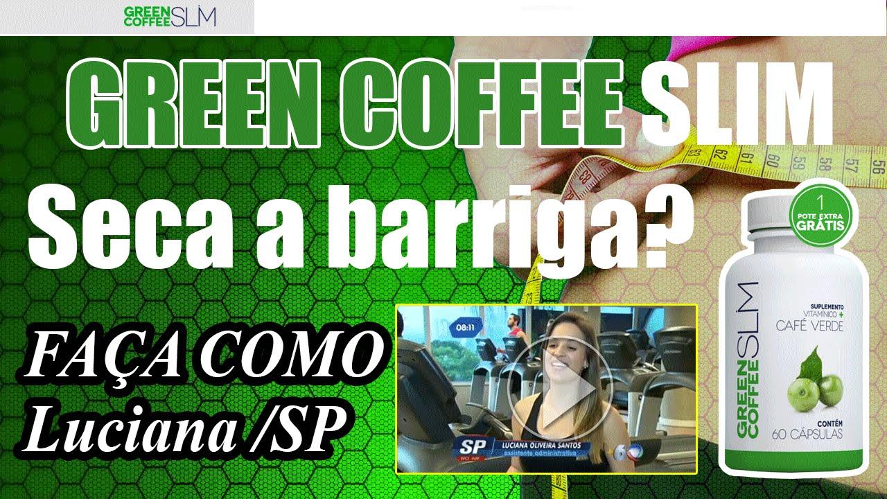 como devo tomar green coffee slim