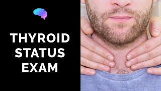 Thyroid Status Examination - OSCE Guide