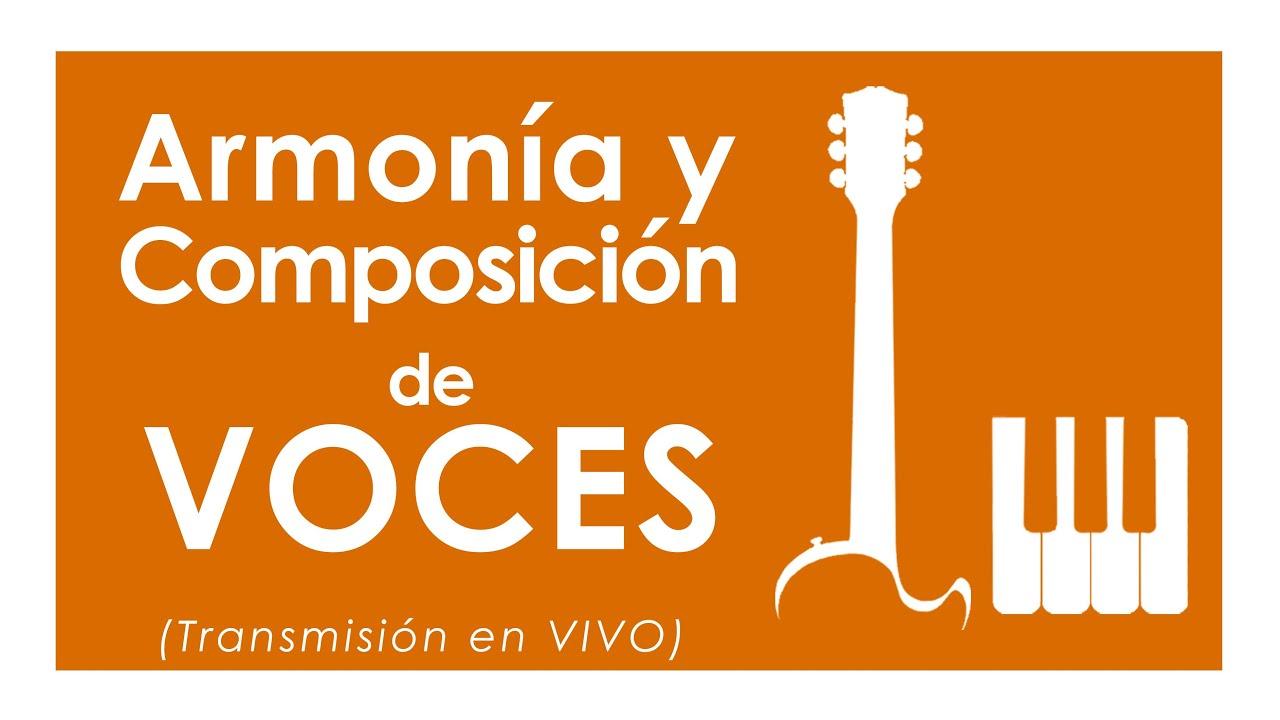 Transformamos una canción de Rock en una obra Coral | Armonía y Composición (VIVO)