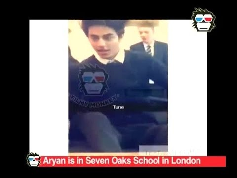 Thumbnail: SRK's son Aryan Khan singing in his classroom: FIRST VIDEO EVER!