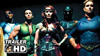 THE BOYS Trailer #2 (2019) Karl Urban Superhero Series HD