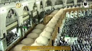 صلاة العشاء - الشيخ بندر بليلة - المسجد الحرام - الأربعاء 5 ذو الحجة 1437