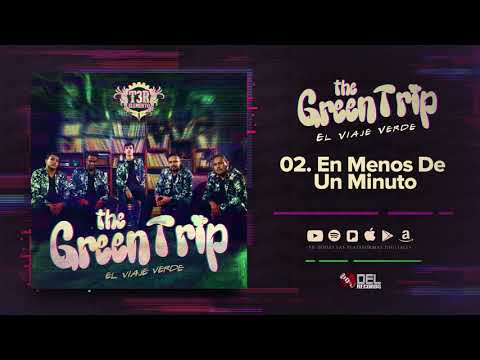 En Menos De Un Minuto - T3R Elemento - DEL Records 2018