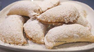 Meringue Flap Overs/ Snow drift cookies