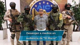 La Fiscalía argumentó que la presencia de la prensa ponía en riesgo su integridad, mientras que la defensa también dijo que se ponía en riesgo la seguridad de los detenidos y la suya